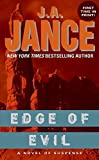 Jance, J.A.: Edge of Evil