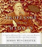 Simon Winchester: The Professor and the Madman CD