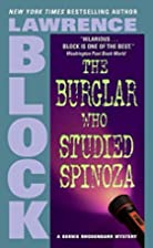 The Burglar Who Studied Spinoza by Lawrence…