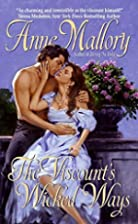 The Viscount's Wicked Ways by Anne Mallory