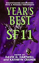 Year's Best SF 11 by David G. Hartwell