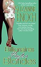 Billionaires Prefer Blondes by Suzanne Enoch