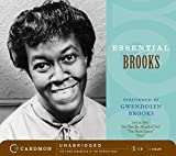 Brooks, Gwendolyn: Essential Brooks CD