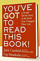 You've GOT to Read This Book!: 55 People…