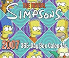 The Trivial Simpsons 2007 365-Day Box…