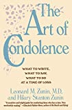 Zunin, Leonard M.: The Art of Condolence: What to Write, What to Say, What to Do at a Time of Loss