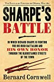Cornwell, Bernard: Sharpe's Battle