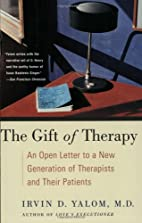 The Gift of Therapy: An Open Letter to a New…