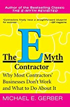 The E-Myth Contractor: Why Most Contractors'&hellip;