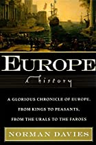 Europe: A History by Norman Davies