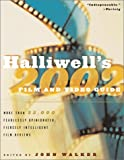 Leslie Halliwell: Halliwell's Film and Video Guide 2002 (Hallowell's Film & Video Guide, 2002)