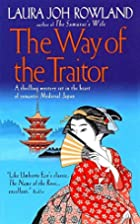The Way of the Traitor (Sano Ichiro…