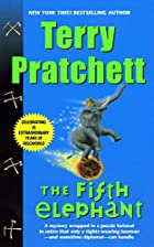 The Fifth Elephant by Terry Pratchett