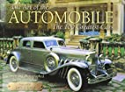 The Art of the Automobile: The 100 Greatest…