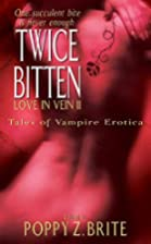 Love in Vein II : Eighteen More Tales of…