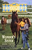Campbell, Joanna: Wonder&#39;s Sister