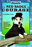 Michael Burgan: The Red Badge of Courage (Wishbone Classics #10)