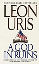 A God in Ruins by Leon Uris