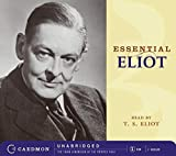 Eliot, T.S.: Essential Eliot CD (Caedmon Essentials)