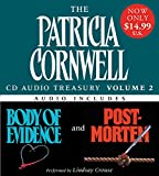 Cornwell, Patricia: Patricia Cornwell CD Audio Treasury Volume Two Low Price (Kay Scarpetta)
