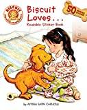 Capucilli, Alyssa Satin: Biscuit Loves...: Reusable Sticker Book