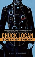 cover image of south of shiloh by chuck logan