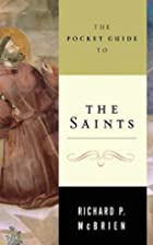 The Pocket Guide to the Saints by Richard P.…