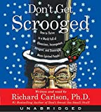 Carlson, Richard: Don't Get Scrooged CD