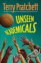 Unseen Academicals by Terry Pratchett