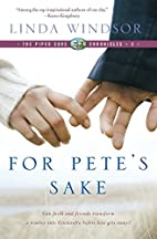 For Pete's Sake (The Piper Cove Chronicles…