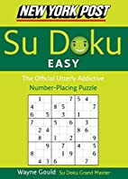 New York Post Easy Sudoku: The Official…