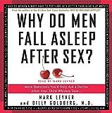 Leyner, Mark: Why Do Men Fall Asleep After Sex CD