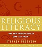 Prothero, Stephen: Religious Literacy CD