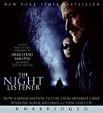 Maupin, Armistead: The Night Listener Movie Tie-In Edition CD