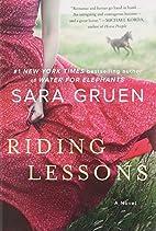 Riding Lessons by Sara Gruen