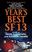 Year's Best SF 13 by David G. Hartwell