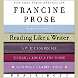 Prose, Francine: Reading Like a Writer CD