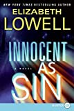 Lowell, Elizabeth: Innocent as Sin LP