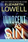 Lowell, Elizabeth: Innocent as Sin LP