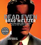 Meltzer, Brad: Dead Even CD Low Price