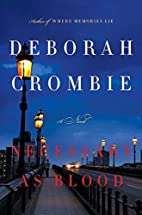 Necessary as Blood by Deborah Crombie