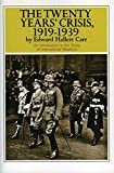 Carr, Edward H.: 20 Years Crisis 1919 1939