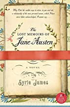 The Lost Memoirs of Jane Austen by Syrie…
