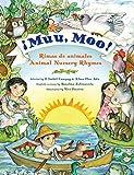 Ada, Alma Flor: Muu, Moo!: Rimas de animales/Animal Nursery Rhymes (Spanish Edition)