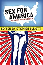 Sex for America: Politically Inspired…