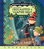 Sage, Angie: Araminta Spookie Vol. 2 CD: Frognapped and Vampire Brat