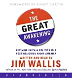 Wallis, Jim: The Great Awakening CD