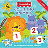 Huelin, Jodi: Fisher-Price: Counting Animals: Discovering Numbers and Counting (Fisher-Price Precious Planet)