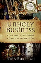 Unholy Business: A True Tale of Faith,…