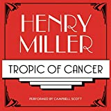 Miller, Henry: Tropic of Cancer CD